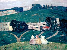 Landscape, Tangiers