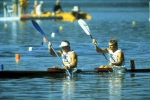 Fisher, Hugh and Alwyn Morris
