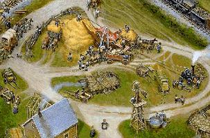 \u00ab Western Settlement \u00bb (Détail 3)