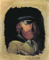Paul Kane, self-portrait