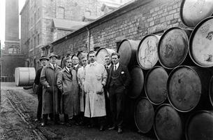 Distillery Staff