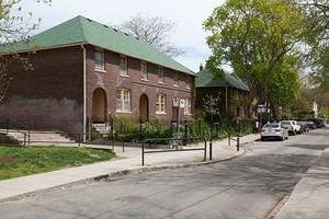 Spruce Court, 2012