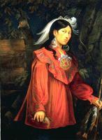 Portrait of Josephte Ourne