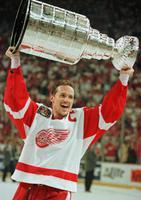 Yzerman, Steve, hockey player