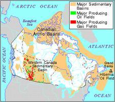 Bassins pétrolifères