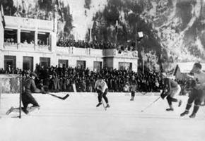 Toronto Granite Club, Olympic Hockey, 1924