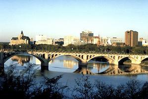 Saskatchewan Sud, rivière (à Saskatoon)
