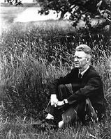 Ernest Buckler, writer