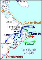 Explorations de la côte atlantique