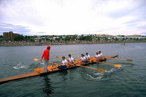 Aviron au lac Quidi Vidi