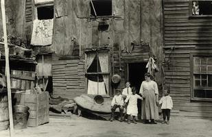 Slum Dwelling, Toronto