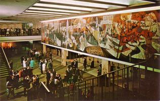 Seven Lively Arts Mural