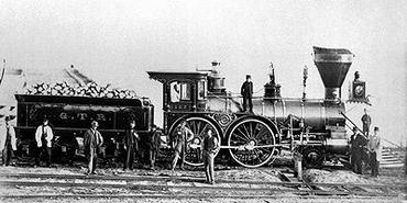 Locomotive No 162