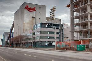 Redpath Sugar Refinery in 2012