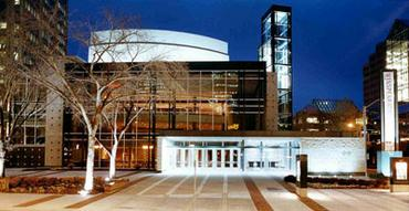 Francis Winspear Centre for Music, Exterior
