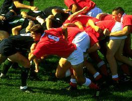 Rugby, m\u00ealée ouverte au