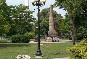 Exhibition Park Monument