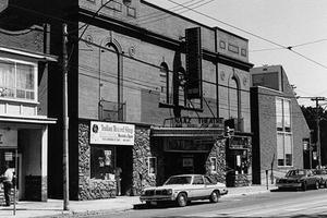 Naaz Theatre in 1981