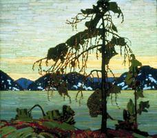 Jack Pine (Painting)