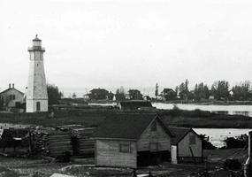 Gibraltar Point Lighthouse, 1910s