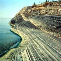 Graywacke Rock Formations