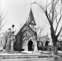 Necropolis Cemetery Chapel