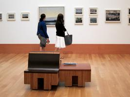 Art Gallery of Ontario, Gallery with Chairs