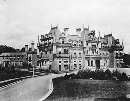 Chorley Park, c 1900