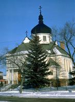 Saskatoon, cathédrale Holy Trinity