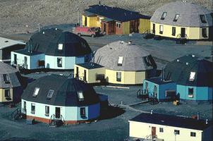 Igloo-shaped Homes