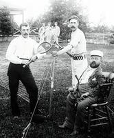 Tennis Champions, 1892