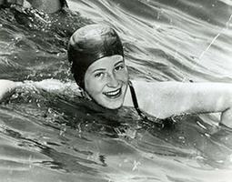 Marilyn Bell, swimmer