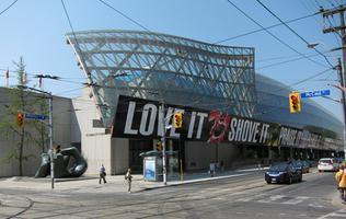Art Gallery of Ontario, Exterior