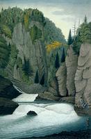 Falls of Ste Anne