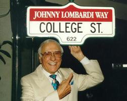 Johnny Lombardi Way