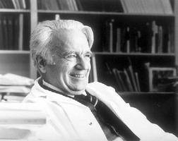 Herzberg, Gerhard, physicien, lauréat de prix Nobel