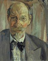 Portrait of H. Mortimer-Lamb