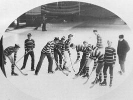 Équipe de hockey de 1881