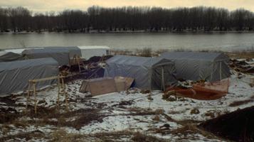 Jemseg Winter Excavation