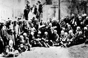Juifs, réfugiés