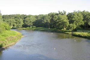 Eastern Bank of the Humber River