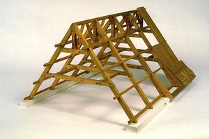 Manor Roof Frame