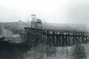 Pont en contre-haut