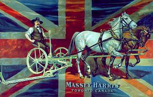 Massey Harris Advertisment