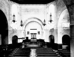 St. James Anglican Church, Interior