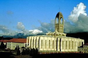 Mission, monastère des Bénédictins