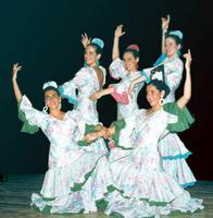 Danseuses folkloriques espagnoles