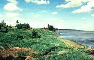 Saltwater Lagoon Archaeological Sites