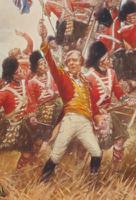 The Battle of New Orleans, John Keane (detail from Moran)