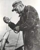 Dory Fisherman with Catch
